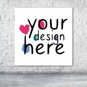Custom Print Canvas 1:1