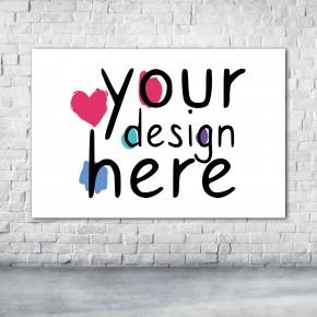 Custom Print Canvas 2:3 Horizontal