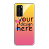 Customized Glass phone case for Huawei P40