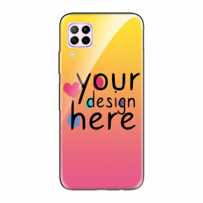 Customized Glass phone case for Huawei P40 Lite