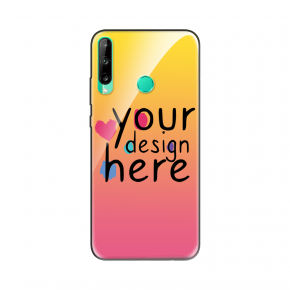 Customized Glass phone case for Huawei P40 Lite E