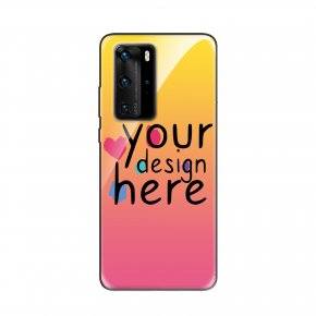 Customized Glass phone case for Huawei P40 Pro