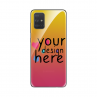 Customized Glass phone case for Samsung A71