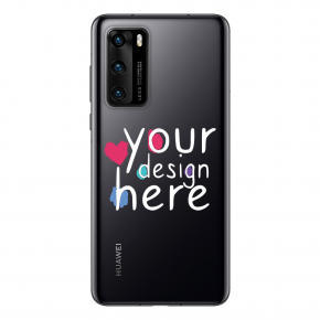 Custom Phone Case For Huawei P40