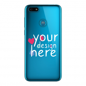 Custom Phone Case For Motorola E6 Play