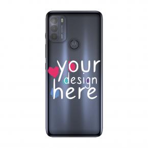 Custom Phone Case For Motorola Moto G50