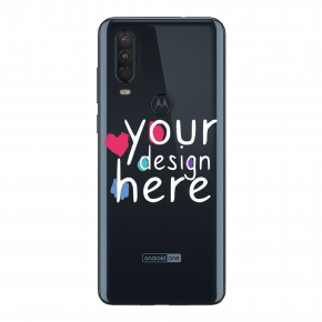 Custom Phone Case For Motorola One Action