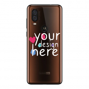 Custom Phone Case For Motorola One Vision
