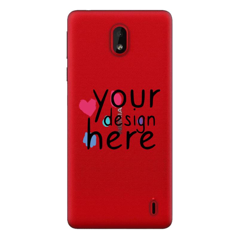 Custom Phone Case For Nokia 1+