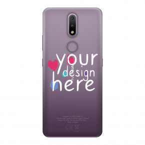 Custom Phone Case For Nokia 2.4