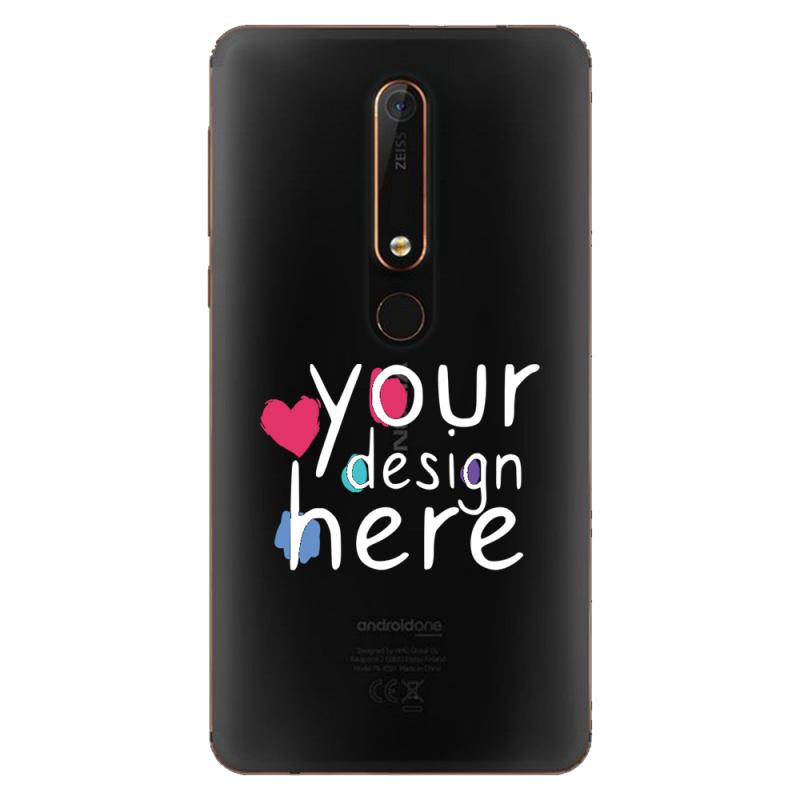 Custom Phone Case For Nokia 6.1