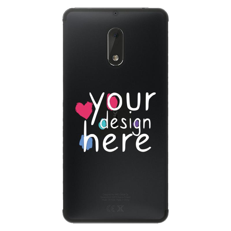 Custom Phone Case For Nokia 6