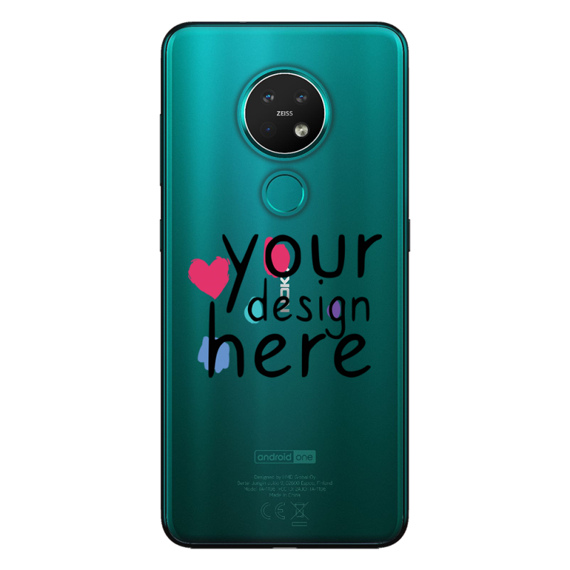 Custom Phone Case For Nokia 7.2