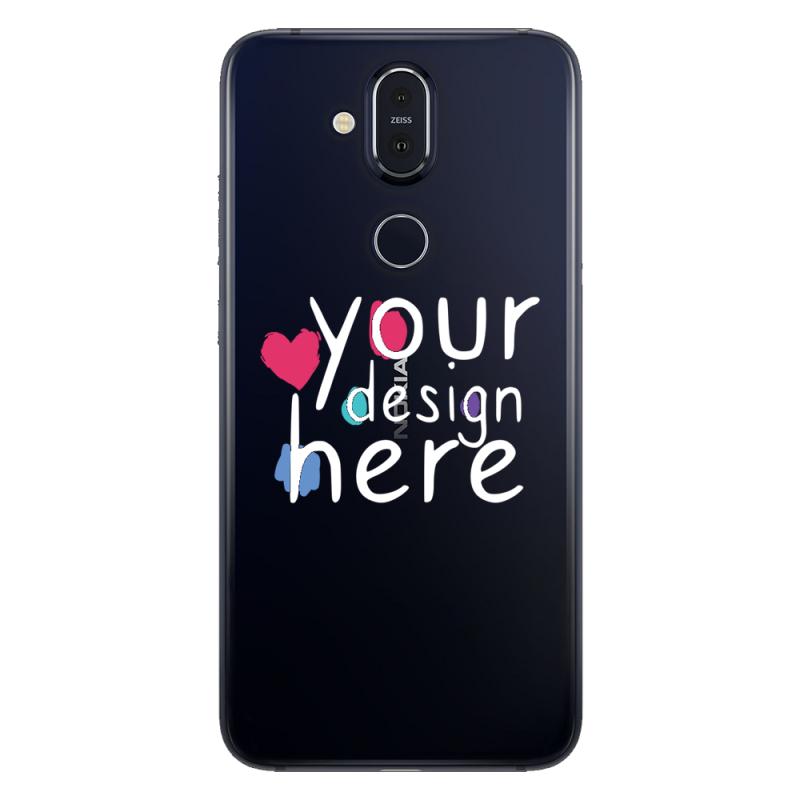 Custom Phone Case For Nokia 8.1
