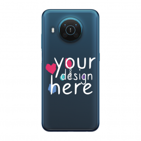 Custom Phone Case For Nokia X20