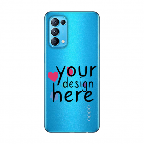 Custom Phone Case For Oppo Reno 5 5G