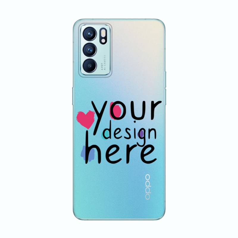 Custom Phone Case For Oppo  Reno 6 5G