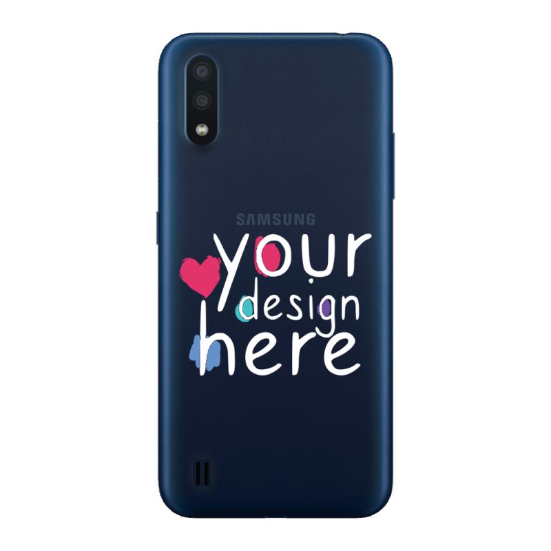 Custom Phone Case For Samsung A01