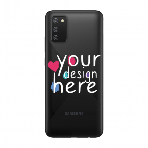 Custom Phone Case For Samsung A02S