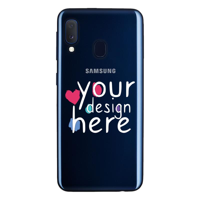 Custom Phone Case For Samsung A20E