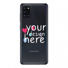 Custom Phone Case For Samsung A31