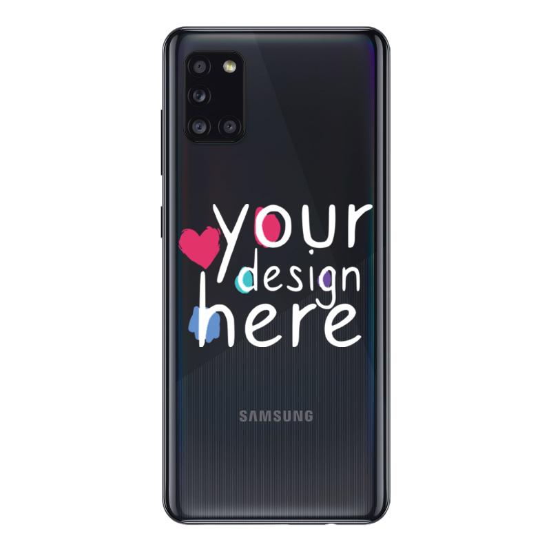 Custom Phone Case For Samsung A31
