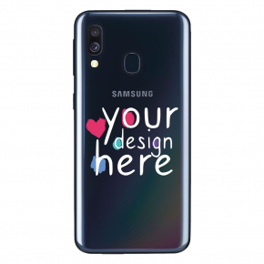 Custom Phone Case For Samsung A40