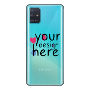 Custom Phone Case For Samsung A51