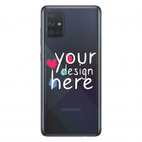 Custom Phone Case For Samsung A71