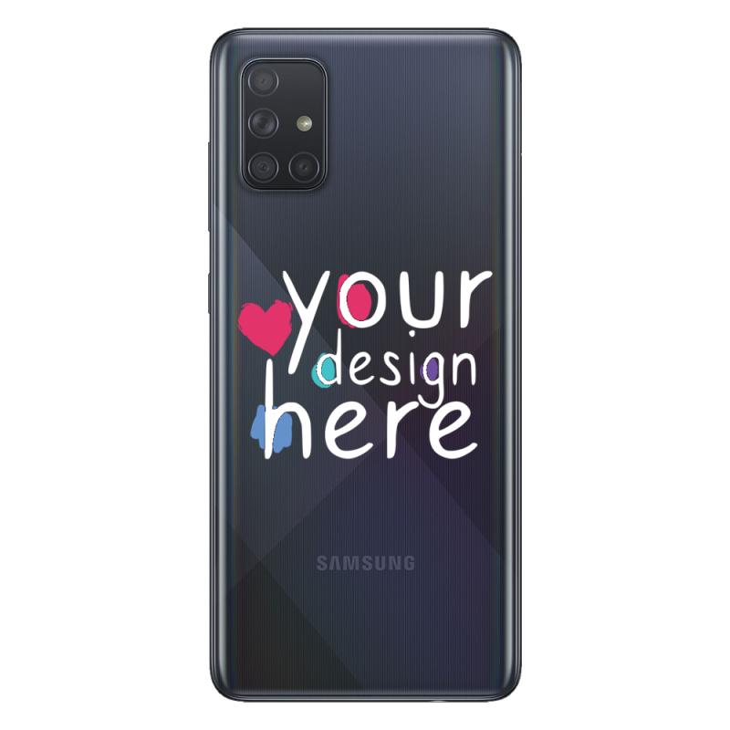 Custom Phone Case For Samsung A71
