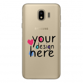 Custom Phone Case For Samsung J4