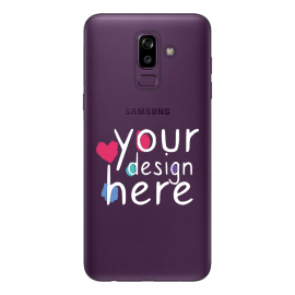 Custom Phone Case For Samsung J8