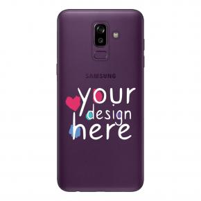 Custom Phone Case For Samsung J8