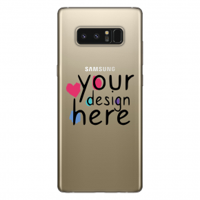 Custom Phone Case For Samsung Note 8
