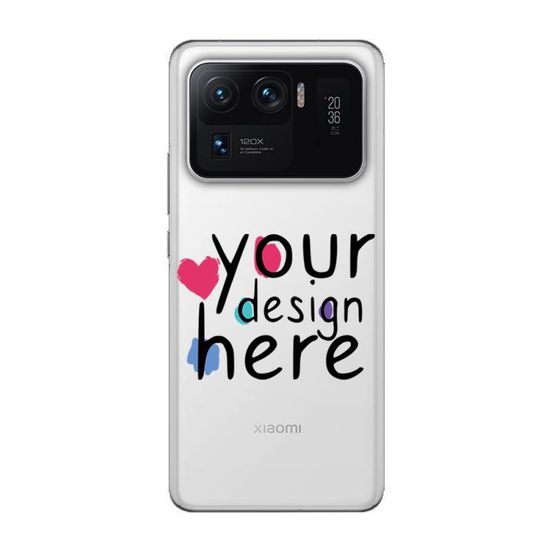 Custom Phone Case For Xiaomi Mi 11 Ultra