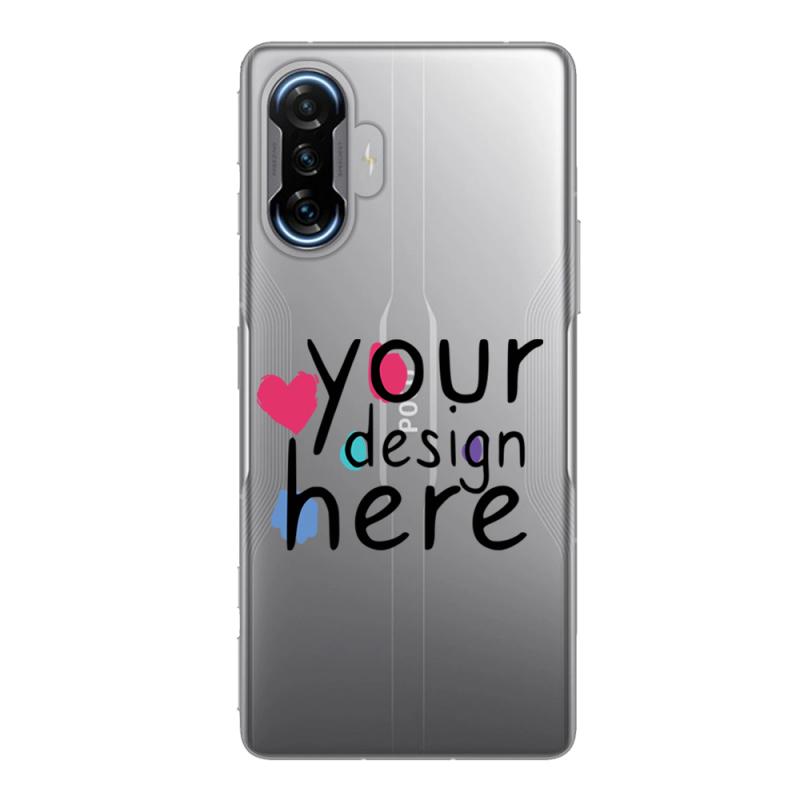 Custom Phone Case For Xiaomi Poco F3 GT