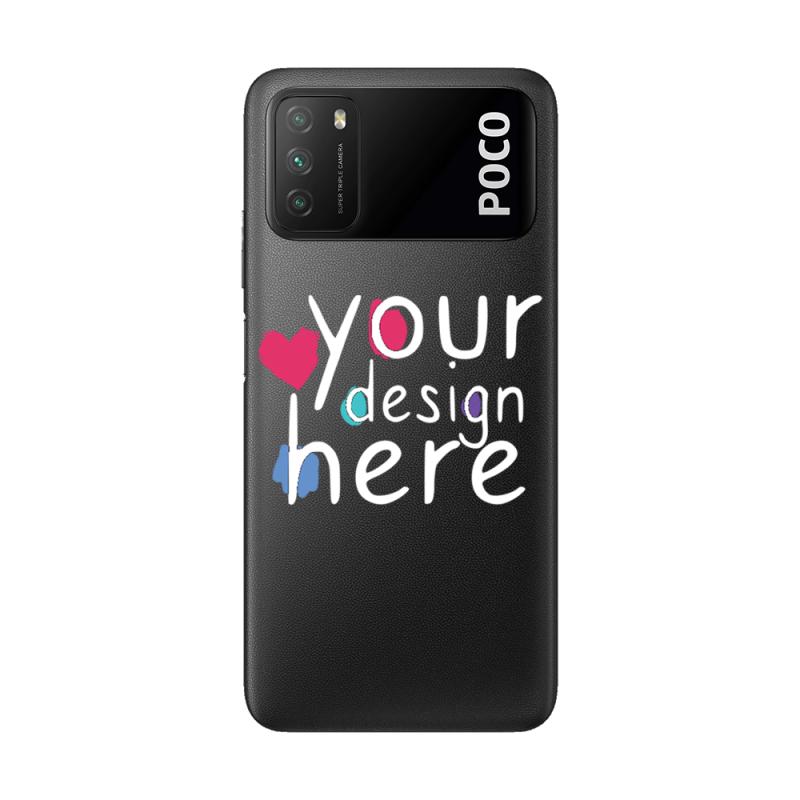 Custom Phone Case For Xiaomi Poco M3