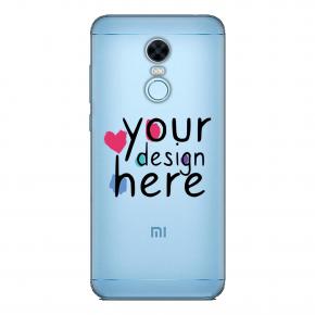 Custom Phone Case For Xiaomi Redmi 5+