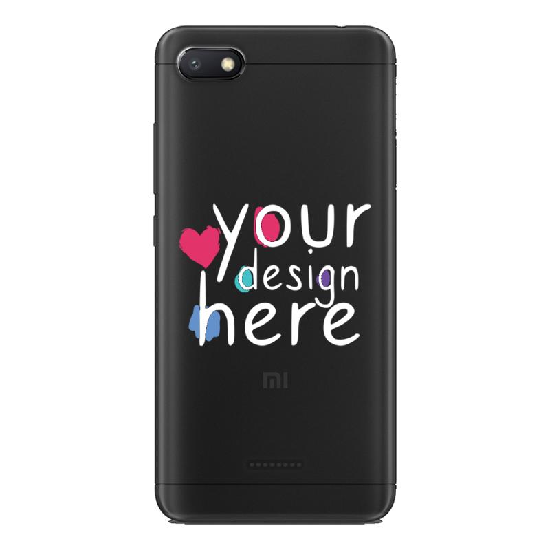 Custom Phone Case For Xiaomi Redmi 6A