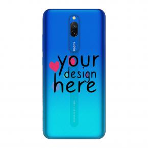 Custom Phone Case For Xiaomi Redmi 8A Pro
