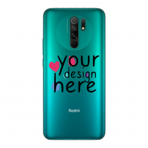 Custom Phone Case For Xiaomi Redmi 9