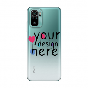 Custom Phone Case For Xiaomi Redmi Note 10
