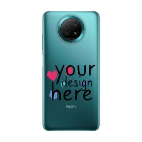 Custom Phone Case For Xiaomi Redmi Note 9 5G