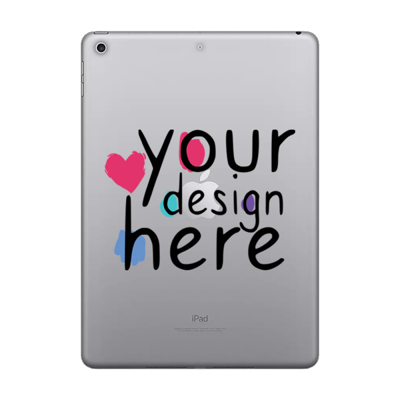 """Custom iPad Case For iPad 9.7"""" 2017/2018"""