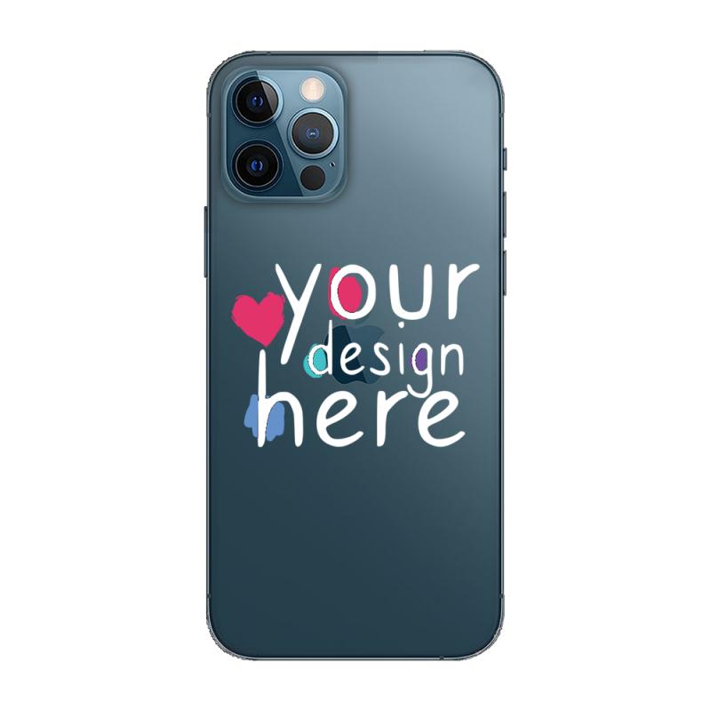 Custom Phone Case For iPhone 12 Pro